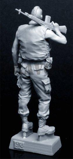 画像4: Bravo6[B6-35093]1/35 モヒカン米兵(ベトナム)