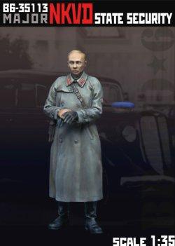 画像1: Bravo6[B6-35113]1/35  WWII露 NKVD少佐