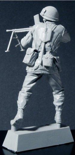 画像3: Bravo6[B6-35202]1/35 仏兵士(2)機銃手 ディエン・ビエン・フー'54