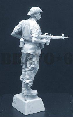 """画像3: Bravo6[B6-35313]1/35 ベトナム68〜69 M16を持つ古参のウィリー""""テックス"""""""