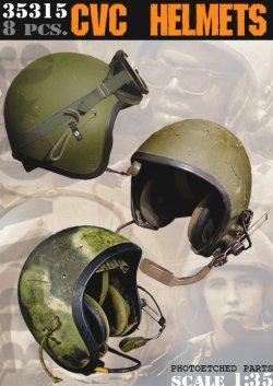 画像1: Bravo6[B6-35315]1/35 ベトナム戦争 米 CVCヘルメット