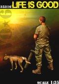 Bravo6[B6-35316]1/35 ベトナム戦争 米 「人生最良の日」WCタイムの米兵