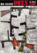 Bravo6[B6-35326]1/35 WWII/ベトナム戦争 オーストラリア オーウェン短機関銃