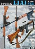 Bravo6[B6-35327]1/35 現用 ベルギー/英 L1A1自動装填小銃(SLR)