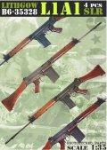 Bravo6[B6-35328]1/35 現用 豪/英連邦 L1A1自動装填小銃(SLR)リスゴー小火器工廠製