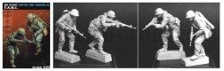 画像4: Bravo6[B6-35307]1/35 ベトナム戦争 米 米海兵隊 USMC「間近だぞ!」(3)