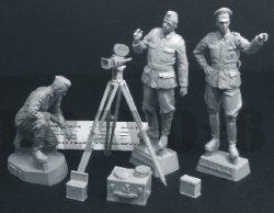 画像2: Bravo6[B6-35131]1/35 WWII 独 ドイツ陸軍宣伝中隊「撮影準備を開始せよ」