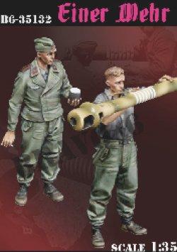 画像1: Bravo6[B6-35132]1/35 WWII 独 ドイツ陸軍「もう一つ」描き足されたキルマーク