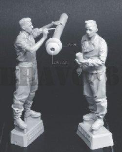 画像2: Bravo6[B6-35132]1/35 WWII 独 ドイツ陸軍「もう一つ」描き足されたキルマーク