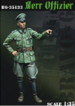 画像1: Bravo6[B6-35133]1/35 WWII 独 ドイツ陸軍「上官殿!」
