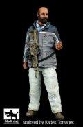 BLACK DOG[F35095]1/35現用米 特殊部隊兵士(アフガン)#2