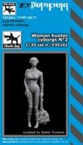 BLACK DOG[F35161]1/35 女性サイボーグ傭兵#2