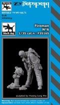 BLACK DOG[F35165]1/35 消防士 #6