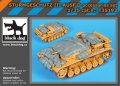 BLACK DOG[T35193]1/35 WWII独 III突D型 積荷セット