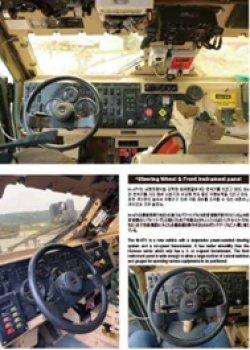 画像3: Wolfpack Design[WOLWPB1004]在韓米軍のオシュコシュ M1240A1&M1277A1 (和訳付)
