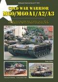 Tankograd[TG-US 3030]冷戦期演習のM60/M60A1/A2/A3