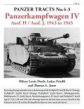 [PANZER_TRACTS_4-3]IV号戦車H型,J型 1943-1945