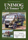 Tankograd[MFZ-S 5067]独 ウニモグ 1.5トン'S' Part.2 カーゴ/操縦訓練車