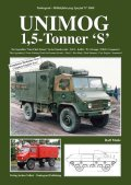 Tankograd[MFZ-S 5068]独 ウニモグ 1.5トン'S' Part.3 ボックスバン/模擬戦車/消防車/装甲車