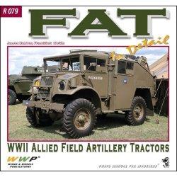 画像1: WWP [R079] WWII 連合軍砲兵牽引トラクター(FAT)ディティール写真集