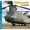 WWP [B013] CH-47 チヌーク ディティール写真集