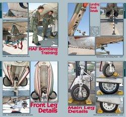 画像4: WWP [B016] ノースアメリカン T-2 バックアイ ジェット練習機 ディティール写真集