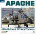 WWP [B021]AH64 アパッチ ディティール写真集 Part.2 D/E型&Saraf編