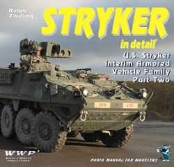 画像3: WWP [G019] Stryker in detail Part Two