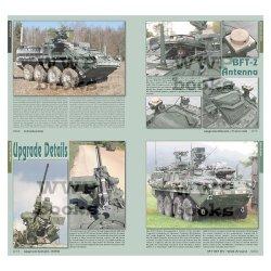 画像2: WWP [G042] ストライカー 改修型 2008-2014 ディティール写真集