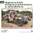 WWP [G029] 特殊部隊用ランドローバー ディティール写真集