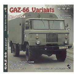 画像1: WWP [G006] 露 GAZ-66トラック  ディティール写真集