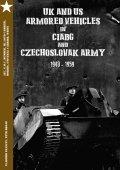 Capricorn Publications[HB09]チェコ独立機甲旅団とチェコ陸軍の米英装甲車両 1940-1959