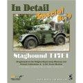 WWP [IDS09] WWII米/英 スタッグハウンド T17E1装甲車 ディティール写真集