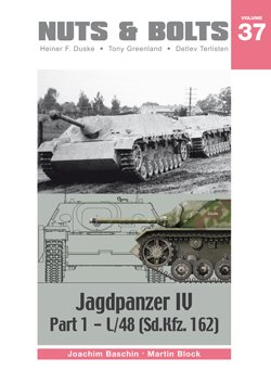 画像1: [Nuts-Bolt_Vol37] IV号駆逐戦車 Part.1 L/48(Sd.kfz.162)