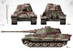 画像4: PeKo Publishing[PEK00313]ドイツ重戦車 キングタイガー開発と構造