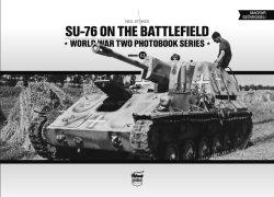 画像1: PeKo Publishing[PEK00300]SU-76 自走砲 戦場の写真集