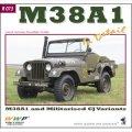WWP [R073] M38A1 &イスラエル軍用CJ5 ジープ ディティール写真集