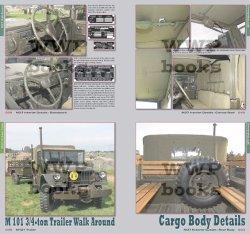 画像4: WWP [R082]米 M37トラック ディティール写真集