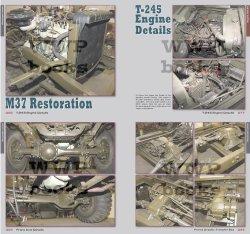 画像2: WWP [R082]米 M37トラック ディティール写真集