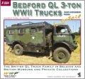 WWP [R084]WWII 英 ベッドフォードQLトラックディティール写真集