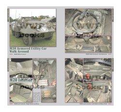 画像4: WWP [R088]WWII 米 M8/M20/グレイハウンド装甲車