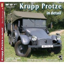 画像1: WWP [R044] WWII独 クルッププロッツェ  ディティール写真集