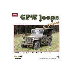 画像1: WWP [R046] WWII米 フォードGPWジープ  ディティール写真集
