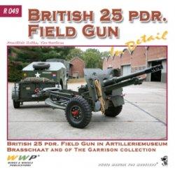 画像1: WWP [R049] WWII英 25ポンド榴弾砲  ディティール写真集