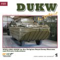 WWP [R051] WWII米 DUKW 水陸両用トラック  ディティール写真集