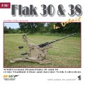 WWP [R061] WWII独 2cmFlak30/38対空機関砲 ディティール写真集