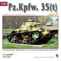 WWP [R062] WWII独 35(t)戦車 ディティール写真集