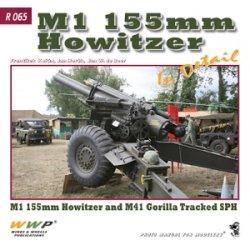 画像1: WWP [R065] WWII米 M1/M114 155mm野戦榴弾砲 ディティール写真集