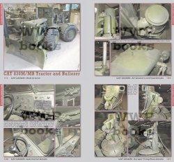 画像2: WWP [R083]WWII 米軍 ブルドーザー ディティール写真集 Part.2