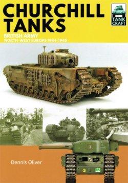 画像1: Tank Craft[TC04]Churchill Tanks